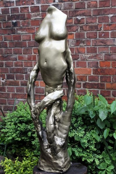 Skulptur GOLD 2