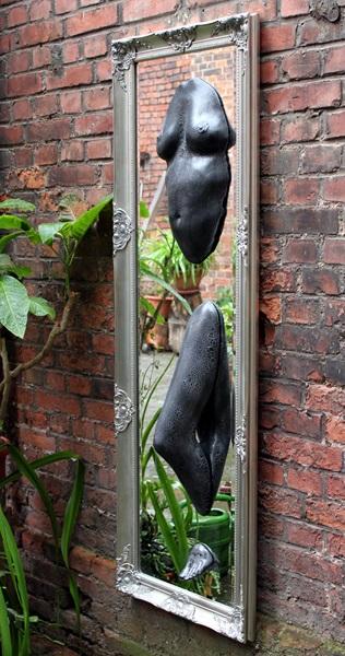 Skulptur Spiegel 2